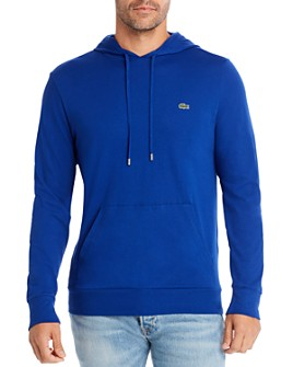 Lacoste - Jersey Long-Sleeve Hooded Tee