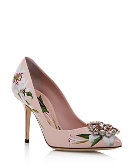 Dolce & Gabbana - Women's High-Heel Pumps