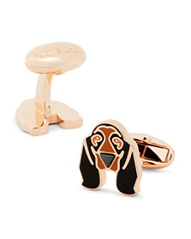 Paul Smith - Dog Face Cufflinks