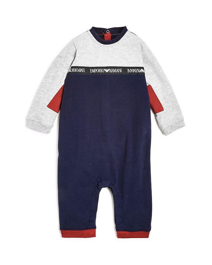 Armani - Boy's Color Block Romper - Baby
