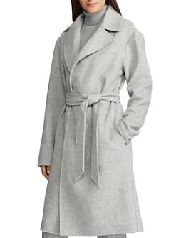 Ralph Lauren - Belted Wrap Coat