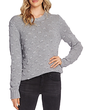 Vince Camuto Sweaters POPCORN-STITCH SWEATER