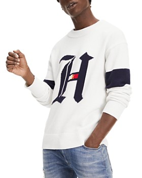 Tommy Hilfiger - Embroidered Logo Sweater
