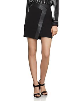 BCBGMAXAZRIA - Crossover Skirt