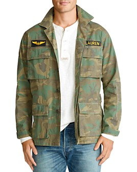 Polo Ralph Lauren - Camo Ripstop Shirt Jacket