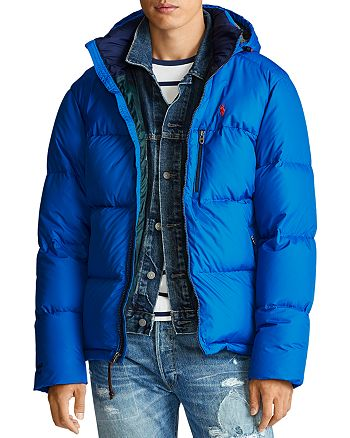 Polo Ralph Lauren - Hooded Down Jacket