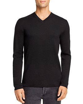 Theory - Detroe Milos V-Neck Sweater