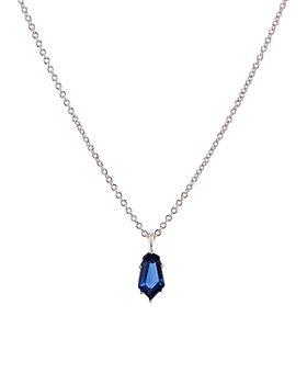 """Nadri - Eliza Small Pendant Necklace, 15""""-18"""""""