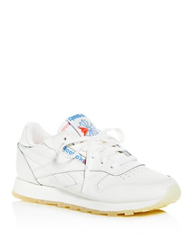 Reebok - Women's Classic Low-Top Sneakers