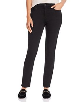 7 For All Mankind - Skinny Jeans in Black