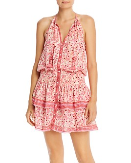 Poupette St. Barth - Kimi Ruffled Mini Dress