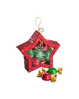 Godiva® - Star Ornament Wrapped Truffles