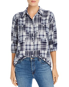 Joie - Lidelle Plaid Shirt - 100% Exclusive