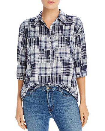 Joie - Lidelle Plaid Shirt - 100% Exclusive