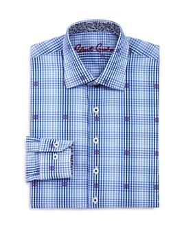 Robert Graham - Boys' Altham Plaid Dress Shirt - Big Kid
