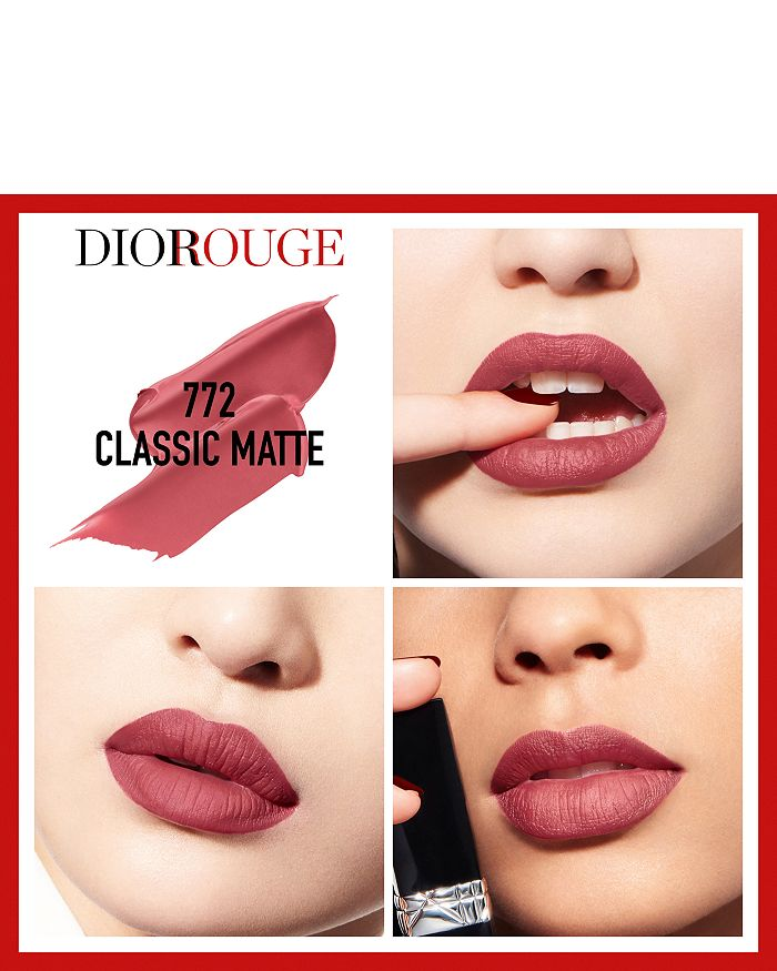 SET INCLUDES:- Rouge Dior 999 (iconic red
