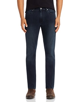 PAIGE - Federal Slim Straight Fit Jeans in Hauser