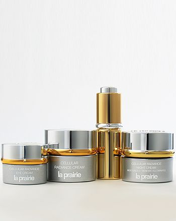 La Prairie - Be Transported: With a full-size  product purchase, receive a complimentary prestige travel partner of the same item*