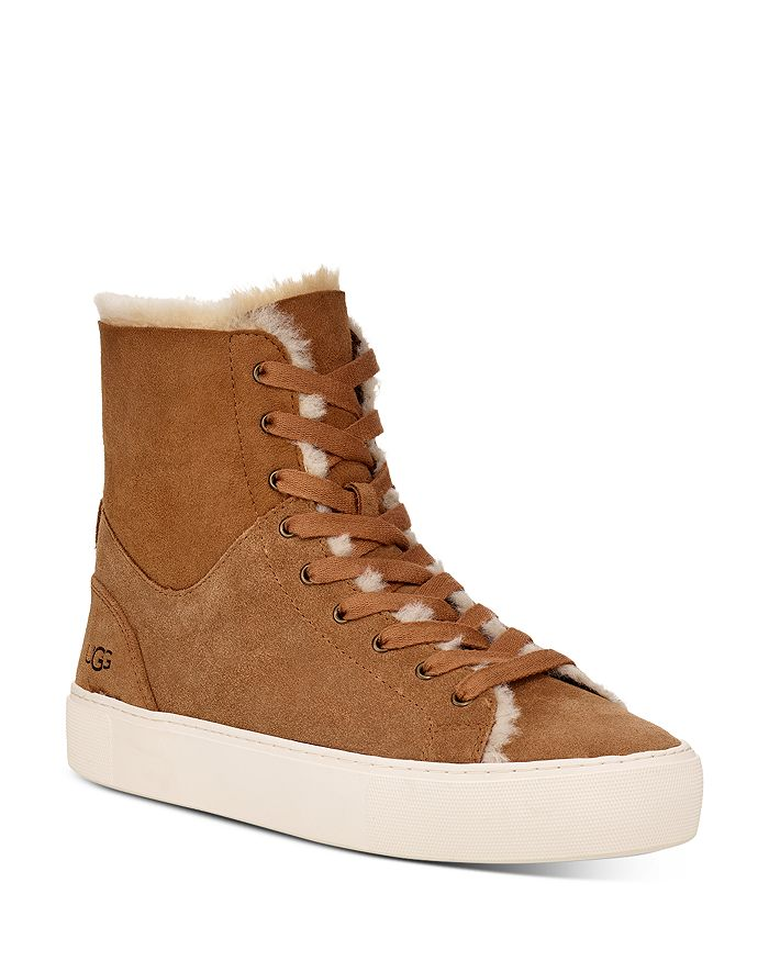 UGG® - Women's Beven Lace-Up Sneakers