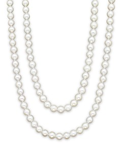 "Cultured Freshwater Pearl Strand Necklace, 36"" - Bloomingdale's_0"