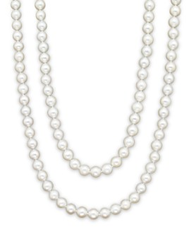 "Bloomingdale's - Cultured Freshwater Pearl Strand Necklace, 36"" - 100% Exclusive"