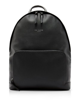 Ted Baker - Cunning Pebbled Faux Leather Backpack