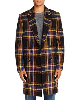 Scotch & Soda - Chic Slim Fit Double-Breasted Coat