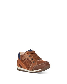 Geox - Boys' B Each Lace-Up Leather Sneakers - Baby, Walker, Toddler