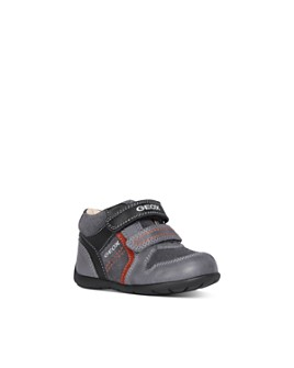 Geox - Boys' B Kaytan VELCRO® Leather Booties - Baby, Walker