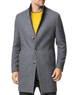 Rodd & Gunn - Calton Hill Mélange-Herringbone Coat