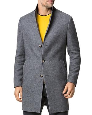 Rodd & Gunn Calton Hill Melange-Herringbone Coat