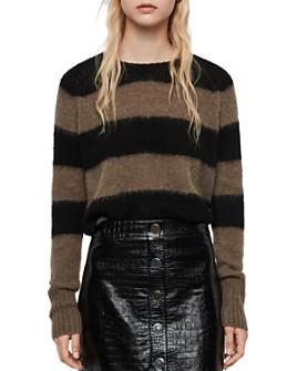 ALLSAINTS - Lou Striped Sweater