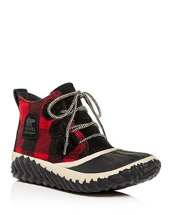 Sorel - Women's Ona Plus Tartan Waterproof Duck Shoes
