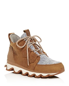 Sorel - Women's Kinetic Caribou Waterproof Booties