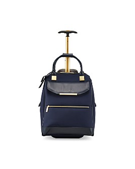 Ted Baker - Albany Softside 2-Wheel Business Trolly