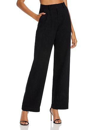 Bec & Bridge - Harriet High-Waisted Pants