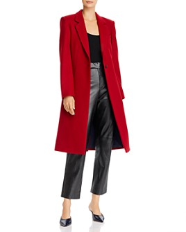 rag & bone - Daine Long Single Breasted Coat