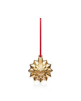 Baccarat - Annual 2019 Ornament