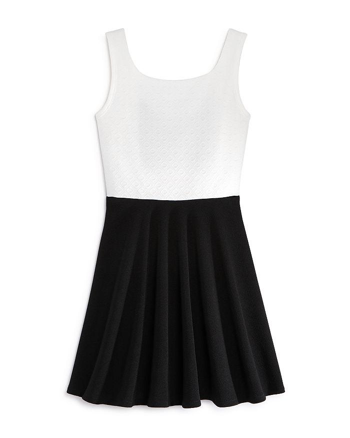 AQUA - Girls' Bow-Back Dress, Big Kid - 100% Exclusive