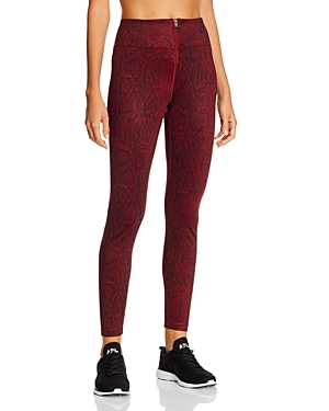 Nike Pants PYTHON PRINT LEGGINGS