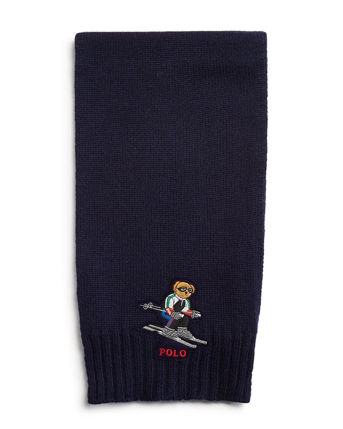 Polo Ralph Lauren - Ski Bear Scarf