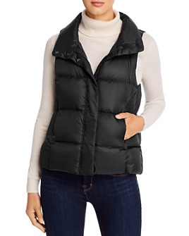 Eileen Fisher - Down Puffer Vest