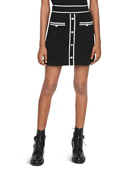 Maje - Jeroma Mini Skirt