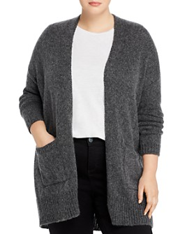 Eileen Fisher Plus - Open Cardigan