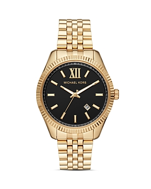 Michael Kors Lexington Link Bracelet Watch, 42mm