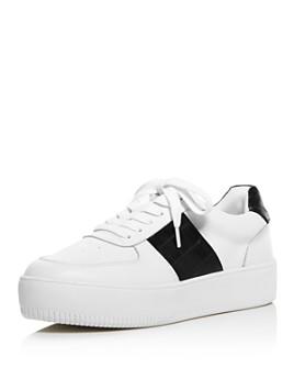 AQUA - Women's Libby Platform Sneakers - 100% Exclusive