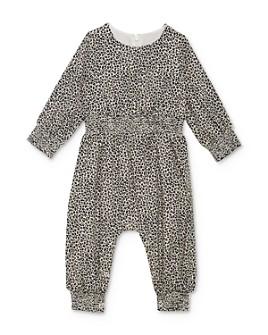 Bardot Junior - Girls' Sylvia Leopard Print Jumpsuit - Big Kid