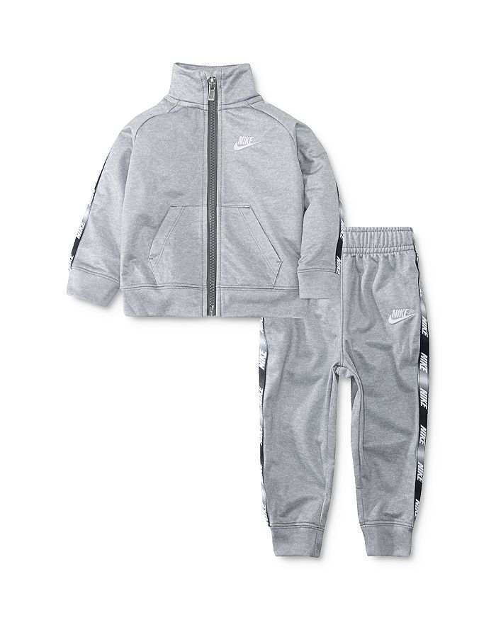 Nike - Boys' Logo-Trim Tack Jacket & Jogger Pants Set - Little Kid