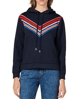 Sandro - Kyle Hooded Sweatshirt