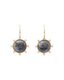 Gorjana - Eloise Gem Drop Earrings